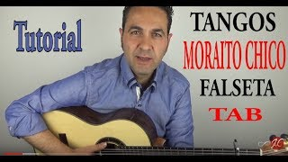 FALSETA POR TANGOS DE MORAITO CHICO, EL BARRIO. Jerónimo de Carmen-Guitarra Flamenca