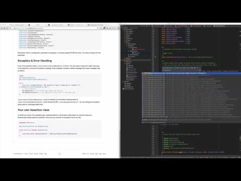 Building Symfony Application Experiment - 017 - Using phpspec & Finish Testing UUID VO (part 3)