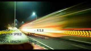 Nikon D3300 Photos With Settings