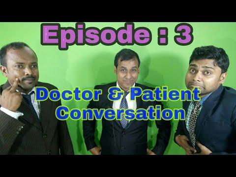 Spoken English Practice Lesson || Doctor & Patient Conversation