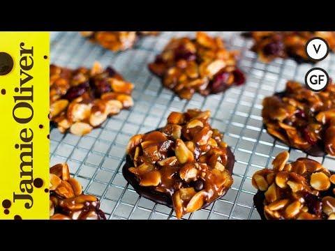 Easy Chocolate Florentines | Sharon Hearne-Smith