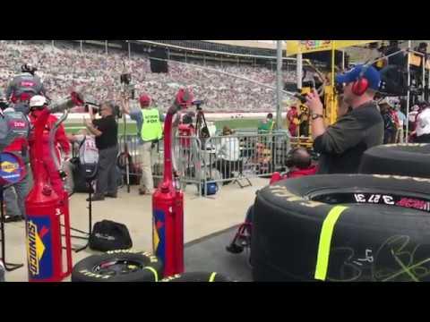 QUIKRETE NASCAR Race Pit Stop 2017