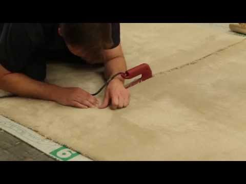 Video 2Sylka Carpets - How to do an invisible join