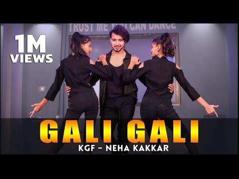 Xxx Mp4 KGF Gali Gali Dance Video Neha Kakkar Mouni Roy Vicky Patel Choreography 3gp Sex