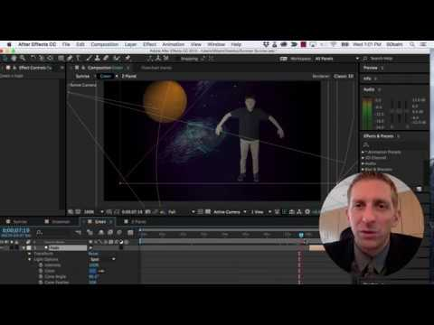 3D Lighting After Effects