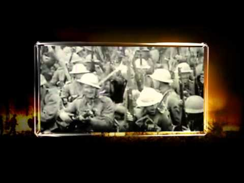 The Road to ANZAC: Part 7. Sky News' 10-part series about the ANZAC Day Centenary Commemorations.