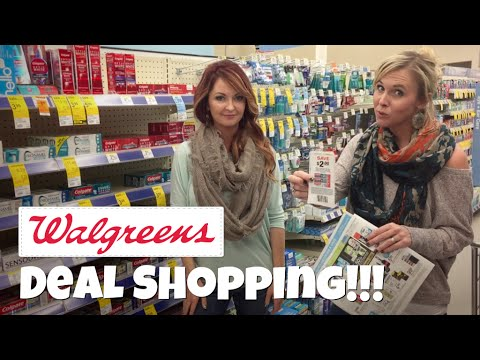 *HOT* Deals at WALGREENS | Deal Shopping with Collin & Amanda