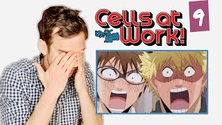 "DOCTOR reacts to CELLS AT WORK! // Episode 9 // ""Thymocytes"""
