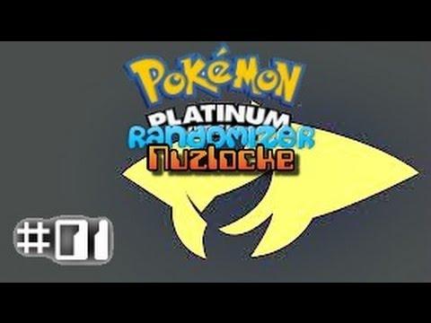Pokemon Platinum Randommizer Nuzlocke Part 1 I Choose You Cherubi !
