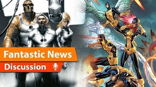 Download X-Men & Fantastic Four Return To Marvel & What We Want Video