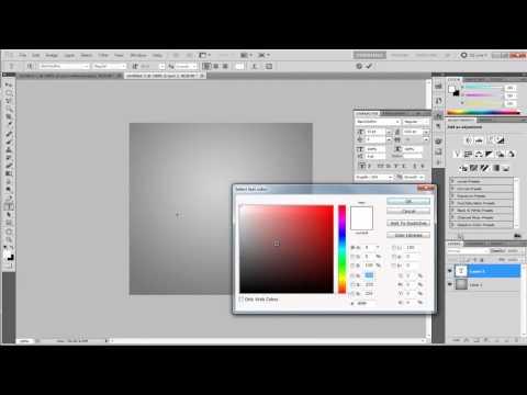 Photoshop cs4 cs5 Tutorial : How to make a YouTube Icon/Logo/Avatar