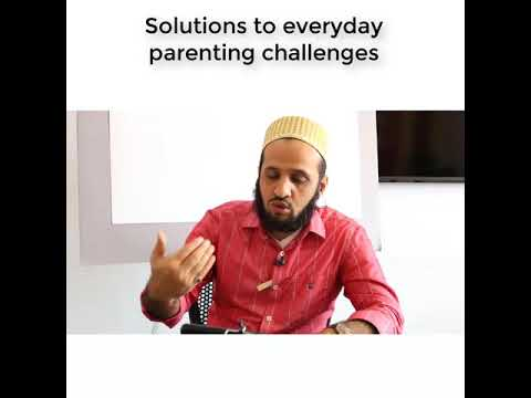 Solutions To Everyday Parenting Challenges