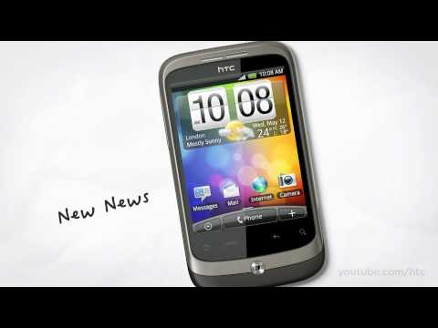 HTC Wildfire — A closer look