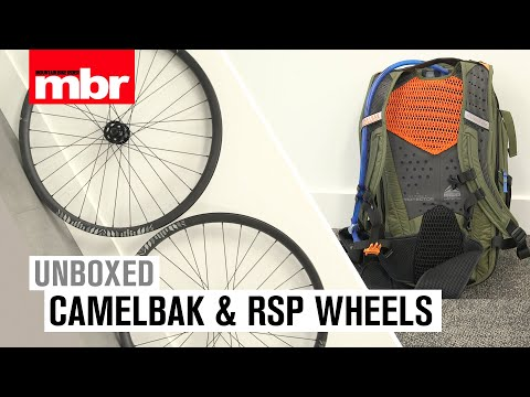 RSP Wheels and Camelbak Packs | Unboxed | MBR
