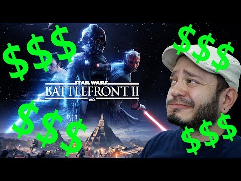 Microtransactions RETURN to Star Wars Battlefront 2: I TOLD YOU SO!
