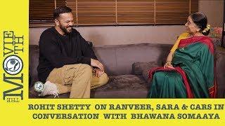 Chalo Cinema I Simmba I Rohit Shetty on Ranveer Singh I Sara Ali Khan with Bhawana Somaaya