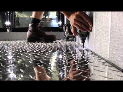 Freezer Floor Repair