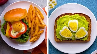 Download How to Make Eggs for Breakfast and Dinner!   DIY Cooking Recipes by So Yummy Video