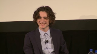 "TimesTalks ScreenTimes | ""CALL ME BY YOUR NAME"""