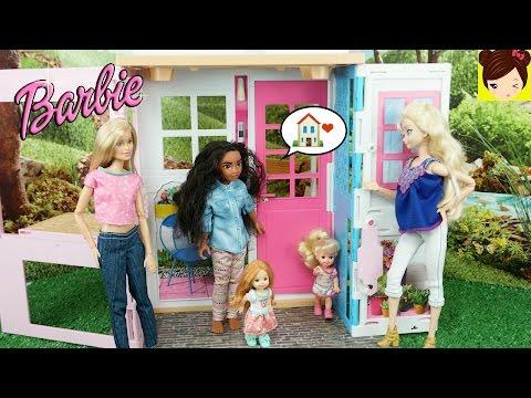 Apartamento Barbie Disney De Se Muda Al Vacaciones Moana Casa PXulwiOZTk