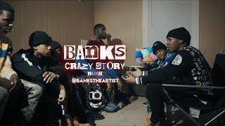"Banks Benjamin - ""Crazy Story"" Remix(OFFICIAL VIDEO) 🔥 @VisualsByAl"