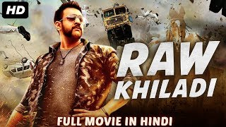 RAW KHILADI (2019) New Released Full Hindi Dubbed Movie | Full Hindi Movies | South Movie 2019