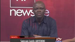 Newsfile intro on JoyNews (24-6-17)