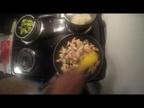 Hoisin Chicken & Broccoli