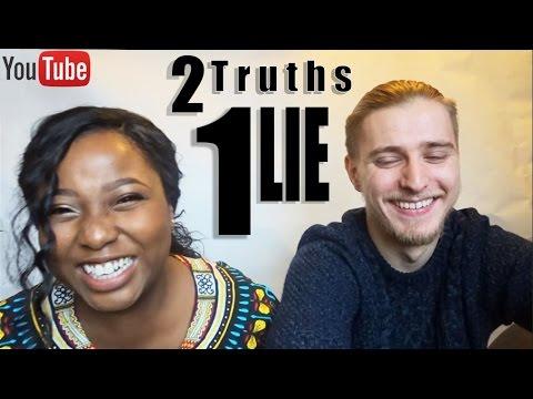 2 Truths, One Lie - Ollie + Tay