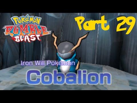 Let's Play Pokemon Rumble Blast pt 29