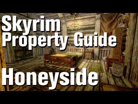 Skyrim Properties - Honeyside