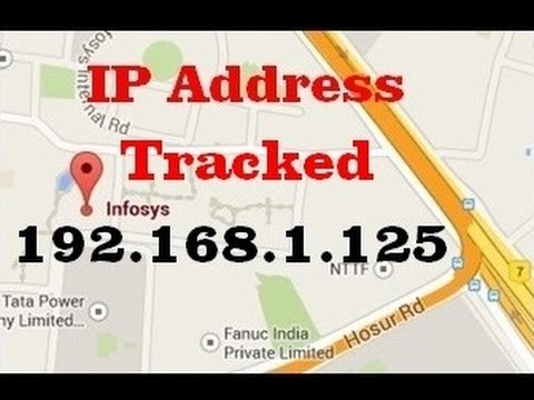 how to trace location of ip address of computer , laptop , or mobile phone