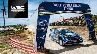 WRC - Rally de Portugal 2019: Wolf Power Stage Recap