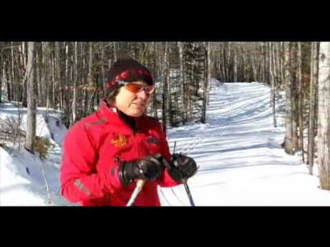 Tips for Uphill Sections on Cross Country Skis