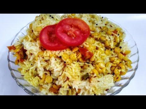 Khichdi Recipe In Hindi I Chana Dal Khichdi Recipe I How To Make Khichdi By Indian Food Made Easy