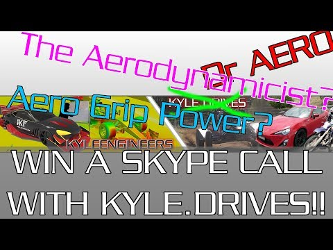 40k Subscriber Giveaway Competition! - Rebrand KYLE.DRIVES