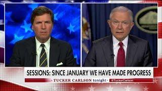 Tucker Carlson Interviews Jeff Sessions