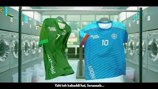 #KabaddiMasters: India vs Pakistan
