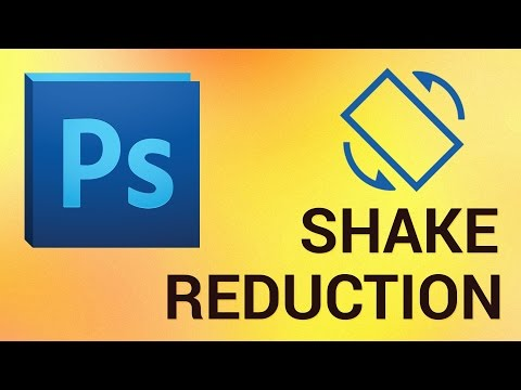 How to Reduce Blur Using Shake Reduction in Photoshop