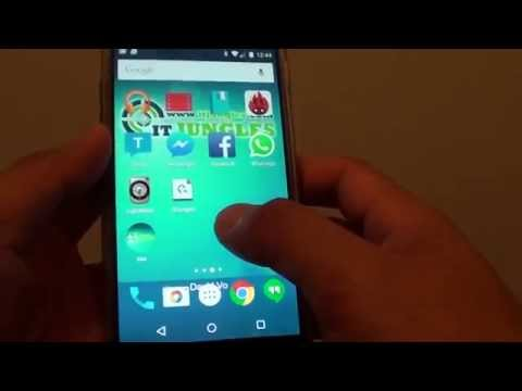 Google Nexus 5: How to Add a Website Link Shortcut to Home Screen