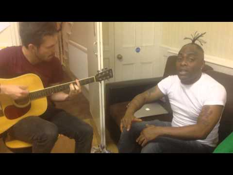 Gangster's Paradise (Acoustic) Coolio ft Uclan Students HORIZONTAL version