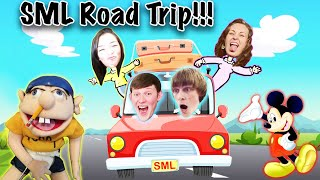 SML Road Trip to DISNEY WORLD!!! Pt. 1
