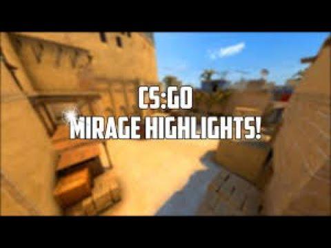Mirage-Highlights CS:GO