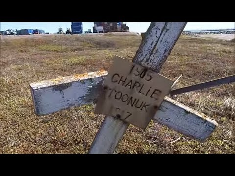 Nome Alaska: A Tale Of Two Graveyards