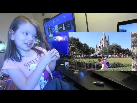 My Daughter reacts to Steve Kardynal's THE LITTLE MERMAID IN REAL LIFE Video