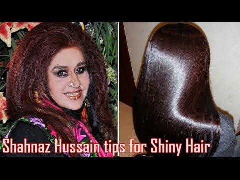 Shahnaz Husain's Secrets For Dry Damaged hair - Best Remedy for Shiny Hair- Priya Malik