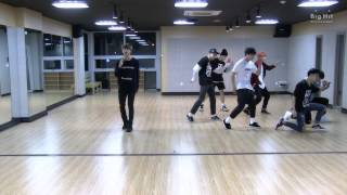 [CHOREOGRAPHY] BTS (방탄소년단) 'I NEED U' Dance Practice