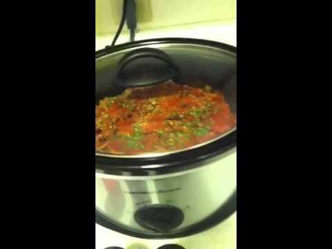 CrockPot Jambalaya Recipe (Chicken, Sausage, and Shrimp)