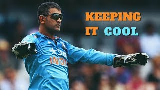 I do get angry but don't let it affect me - MS Dhoni