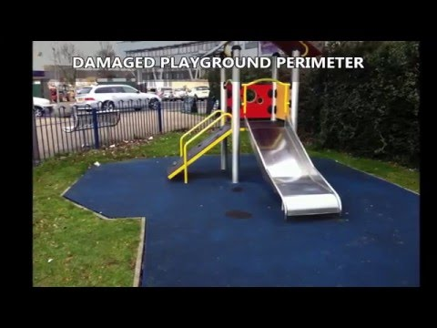 Maintaining Rubber Safety Surface Oxfordshire